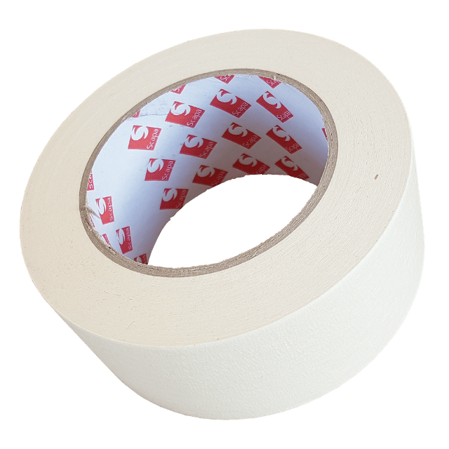 Scapa 2595 Intra tasma maskujaca papierowa z klejem silikonowym do wysokich temperatur
