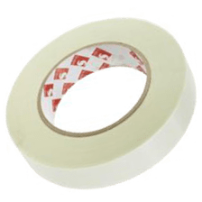 White Scapa 1504H-12x33 Class H Glass Cloth Tape