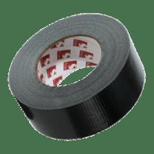 Scapa 3163 Intra czarna profesjonalna samoprzylepna tasma tkaninowa typu duct